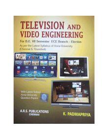 Television And Video Engineering | K Padmapriya