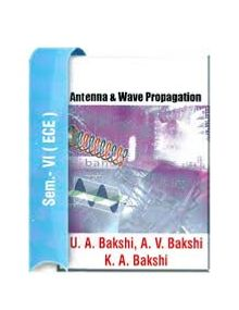Antenna and Wave Propagation | U.A.Bakshi, A.V.Bakshi