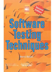 Software Testing Techniques | Boris Beizer