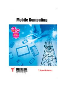 Mobile Computing | V. Jeyasri Arokiamary