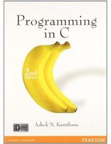 Programming in C | Ashok N Kamthane
