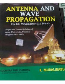 Antenna and Wave Propagation | Muralibabu