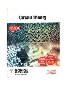 Circuit Theory | U A Bakshi, A V Bakshi