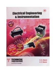 Electrical Engineering and Instrumentation | U.A.Bakshi,A.V.Bakshi