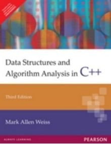 Data Structures and Algorithm Analysis in C++ | Mark Allen Weiss | 3rd Edition