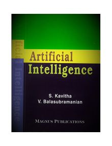 Artificial Intelligence | Kavitha , Balasubramanian