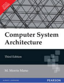 Computer System Architecture | Morris Mano