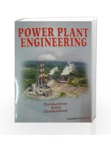 Power Plant Engineering | Arora,Domkundwar
