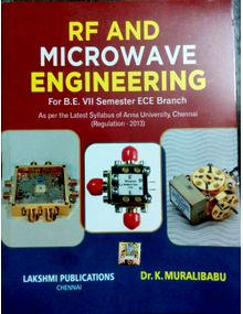 RF and Microwave Engineering | MuraliBabu