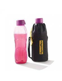 AQUA WATER BOTTLE 1 LTR. (WITH BAG)  || SIGNORAWARE WATER BOTTLE