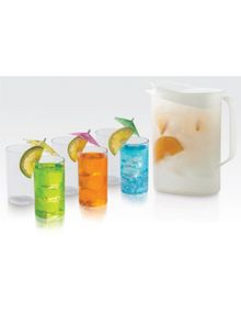 LEMON SET 7 PCS  || SIGNORAWARE WATER BOTTLE