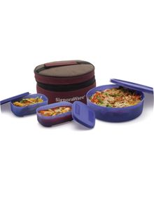 CLASSIC LUNCH BOX (WITH BAG)  || SIGNORAWARE LUNCH BOX