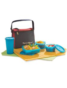BEST LUNCH WITH BAG  || SIGNORAWARE LUNCH BOX
