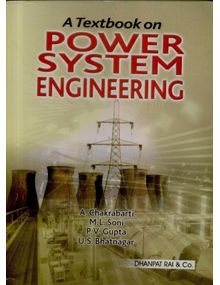 A Textbook On Power System Engineering | Chakrabarti