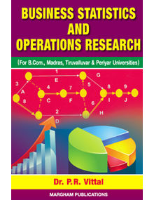 Business Statistics and Operations Research