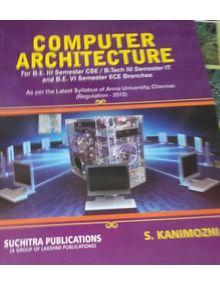 Computer Architecture | Kanimozhi