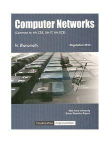 Computer Networks | M. Bhanumathi