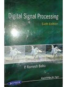 Digital Signal Processing | Ramesh Babu