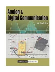 Analog And Digital Communication | M.Radhika