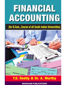Financial Accounting - For B.Com.   T.S. Reddy & A. Murthy