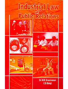 Industrial Law and Public Relations