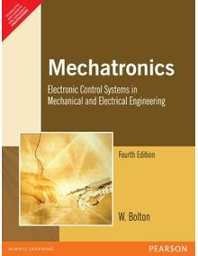 Mechatronics | W.Bolton | 4th Edition