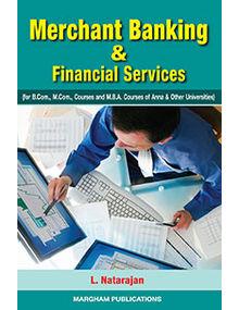 Merchant Banking & Financial Services |  L. Natarajan