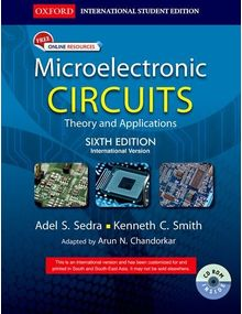 Microelectronic Circuits | Adel Sedra, Kenneth Smith