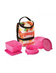 BLOSSOM-TRIO LUNCH (WITH BAG)