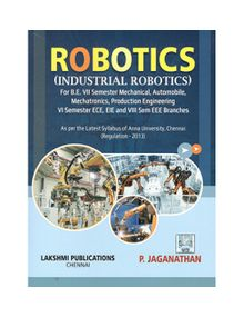 Robotics (Industrial Robotics) | P.Jaganathan