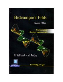 Electromagnetic Fields | D. Sathaiah, M. Anitha