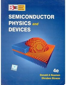 Semiconductor Physics and Devices | Doanld A Neamen | 4th Edition