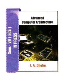 Advanced Computer Architecture | I.A.Dhotre
