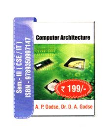 Computer Architecture | Dhotre