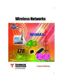 Wireless Communication | V. Jeyasri Arokiamary