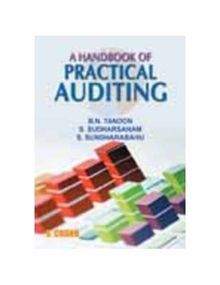 A Hand Book of Practical Auditing |  Tandon B.N