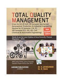 Total Quality Management | Dr.Jayakumar