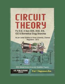 Circuit Theory | Nageswara Rao