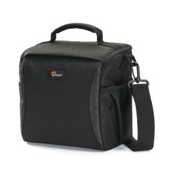 LOWEPRO CAMERA BAG FORMAT 160 BLACK