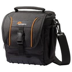 LOWEPRO SHOULDER BAG ADVENTURA SH 140 II BLACK