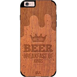 Beer BoK Real Wood Sapele Case For iPhone 6S