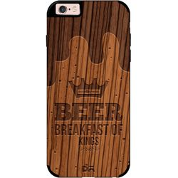 Beer BoK Real Wood Zebra Case For iPhone 6S