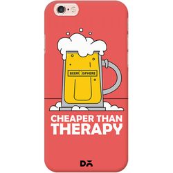 Beer Cheap Therapy Case For iPhone 6S