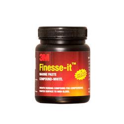 3M Finesse -it White Compound Marine Paste (200 Gm)