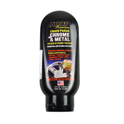 ABRO Premium Liquid Chrome & Metal polish- (L374822)