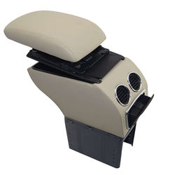 KMH High Quality Armrest Console For All Cars (Beige)(AC-471)