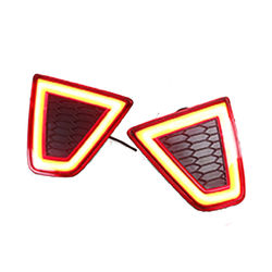KMH Bumper Reflector for Honda Jazz (Fitt Design)