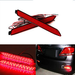 KMH  Rear Bumper Lamp Led Toyota Fortuner (2012-2015) BURE00018
