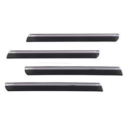 KMH Street Bumper Protector 450mm-Set of 4 Pcs-Black (CN-2907A) (8809058590165)