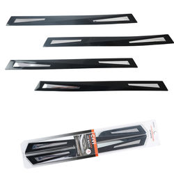 KMH ASAN Civi Bumper Guard (AS136)-Black-(8809156260366)
